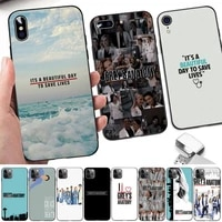 toplbpcs greys anatomy youre my person phone case for iphone 8 7 6 6s plus x 5s se 2020 xr 11 12mini pro xs max