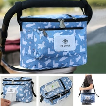 Diaper bag Maternity bag Nappy bag Baby Stroller Bag Organizer Bag Pram Cart Basket Hook Stroller Ac