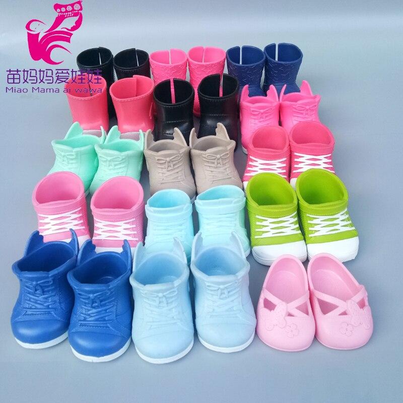 """Zapatos para muñecas bebés recién nacidos, zapatos negros, verdes, azules y rosas de 40cm para niñas de 18 """", zapatos para muñecas, zapatillas, accesorios para muñecas"""