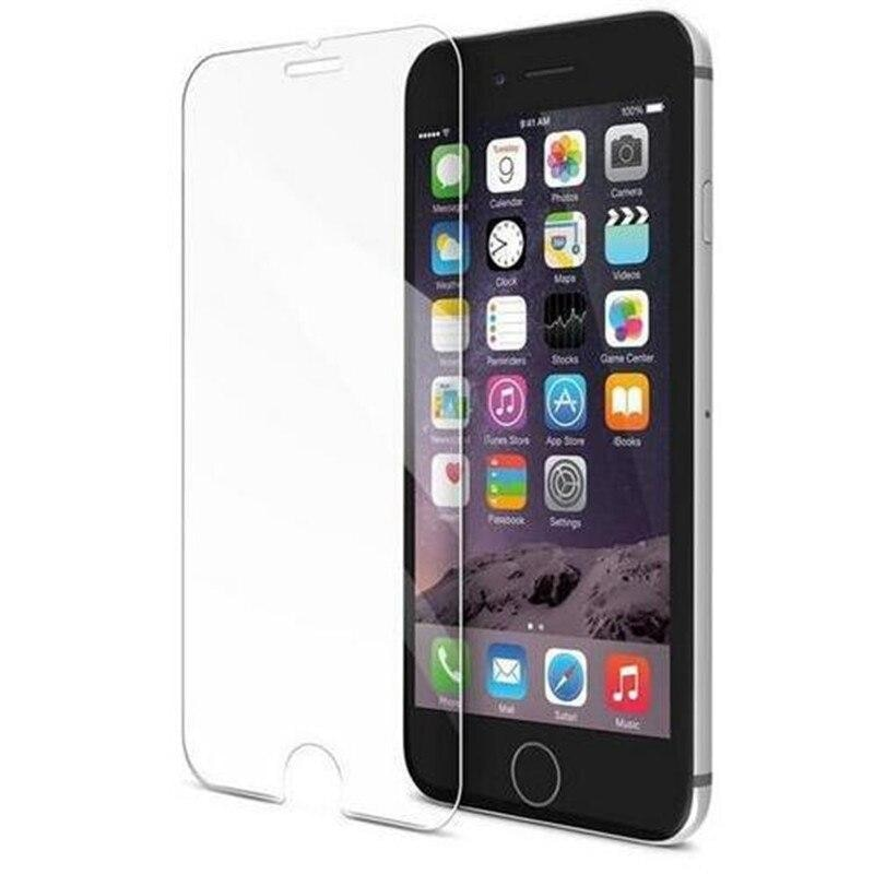 1pc 0.26mm Ultra-thin Resistant Tempered Film for IPhone 6 6s 8 8s Max Screen Protector Tempered Gla