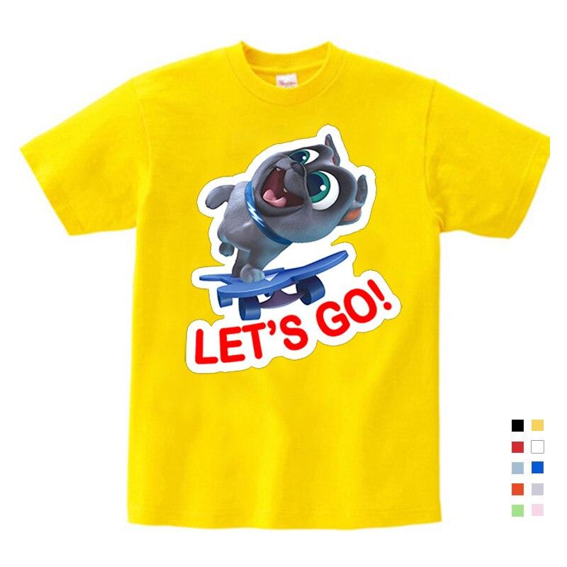 Детская футболка, одежда, лето 2021, летняя мультяшная футболка, топы для мальчиков и девочек, одежда, детская белая забавная футболка, модная ...