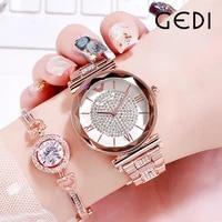 babys breath full of diamonds womens watch fashion all match quartz watch student trend watch