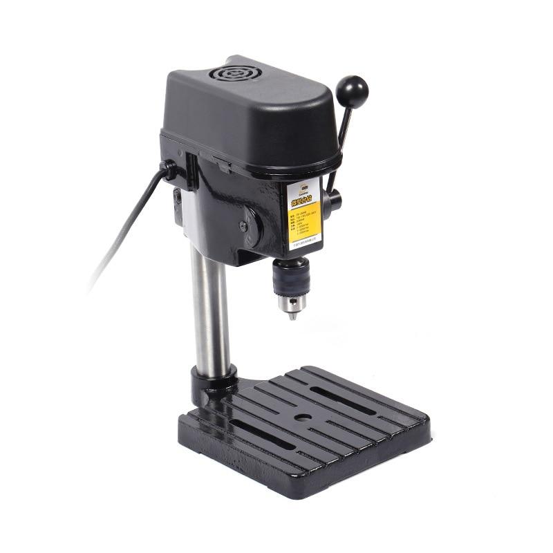 DC motor small bench drill glass ceramic drilling machine