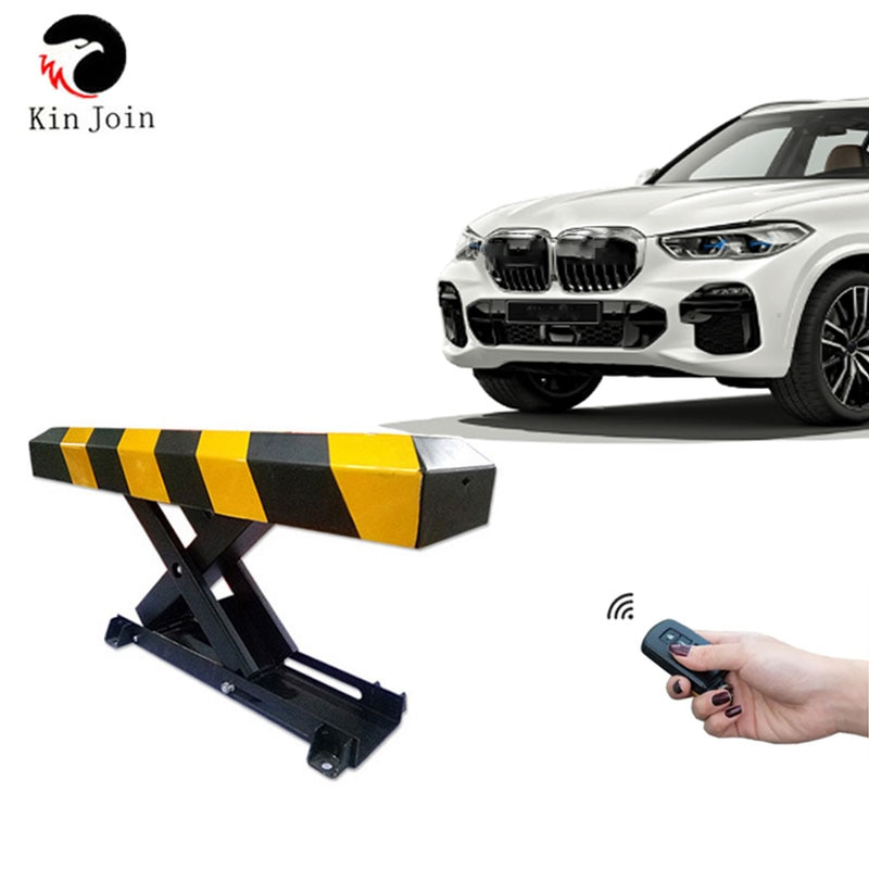KIN JOIN Anti-Theft Remote Control Smart Parking Lock Automatic Remote Parking Lock / Parking Barrier / Parking Lock
