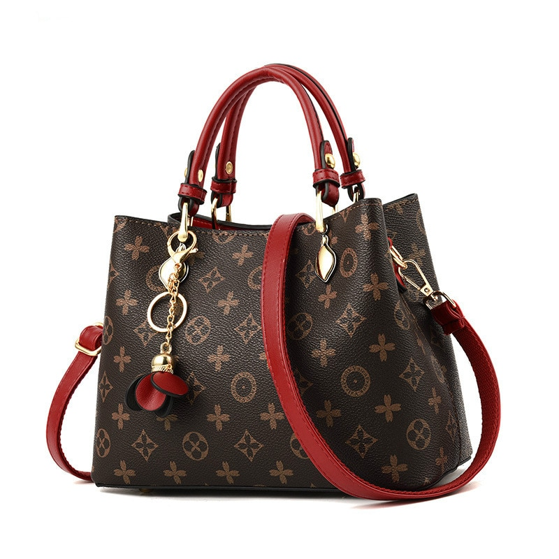 2020 Female Tote Bag Designers Luxury Handbags Printed Bucket simple women bag Famous Brand Shoulder Bag Ladies Bolsos