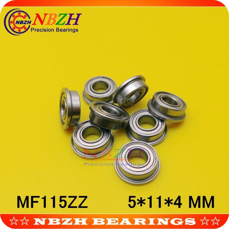 MF84 MF84-ZZ MF84ZZ MF84-2Z MF84Z zz z 2z LF-840ZZ rodamientos de bolas de ranura profunda de brida de alta calidad 4*8*9,2*3*0,6mm
