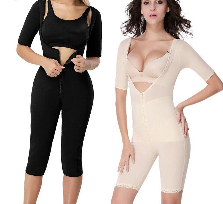 Vberry mujeres Body Shaper bButt Lifter Shapewear sin costuras Shaping Control Panties falda cintura Trainer adelgazamiento panza ropa interior