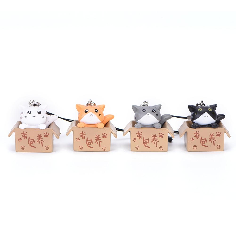 Enchufe antipolvo buscando estilo de gato nutritivo 3,5mm bonito diseño de gato de dibujos animados enchufe antipolvo para teléfono móvil