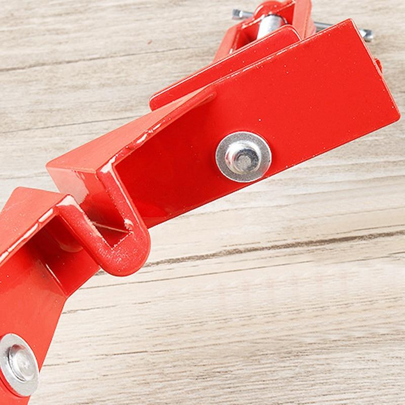 Multifunktsionaalne 4-tolline 90-kraadine parempoolse klambriga - Käsitööriistad - Foto 5