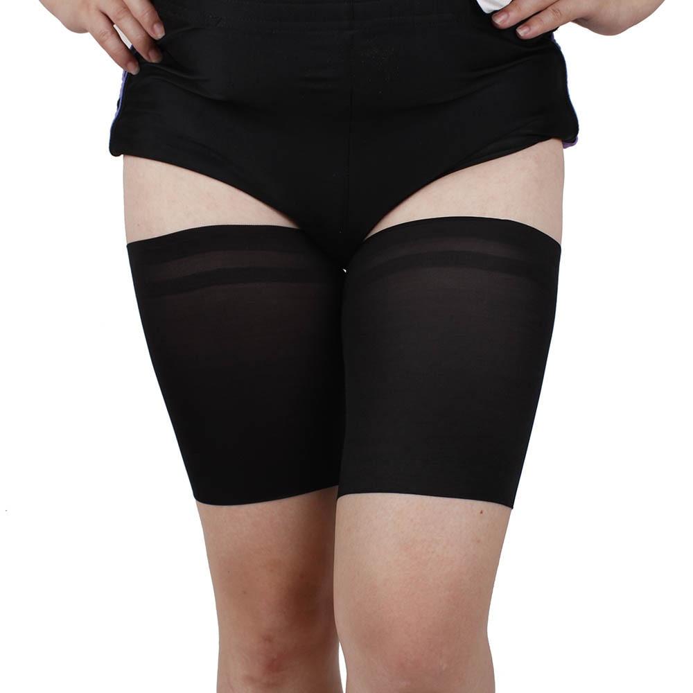 2pcs= 1pair 2021 Black Sexy Foot Warmer Cute Sweet Invisible Women Socks Set Non-Slip Anti-Friction