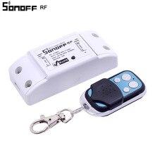 Sonoff RF Smart WiFi переключатель беспроводной 433 МГц пульт управления, ресивер домашней автоматизации помощник релейный модуль Таймер для Alexa