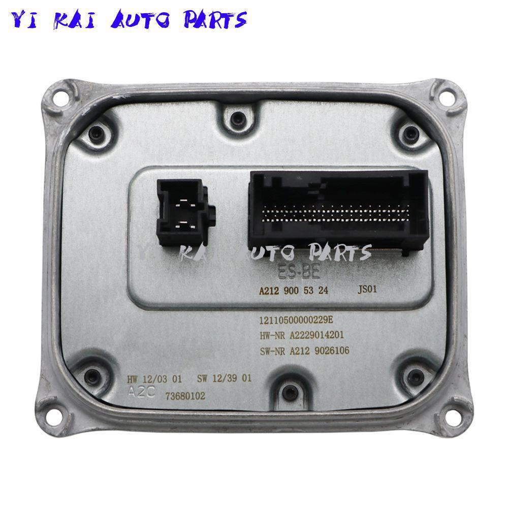 AEN New LED headlight module A2129005324 For Mercedes Benz E-class W212 E200 E220 E250 E300 E350 E400 E500