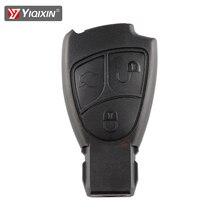 YIQIXIN 2/3/4 bouton à distance voiture clé coque housse pour Mercedes Benz C B E classe W203 W211 W204 YU BN CLS CLK clé remplacement