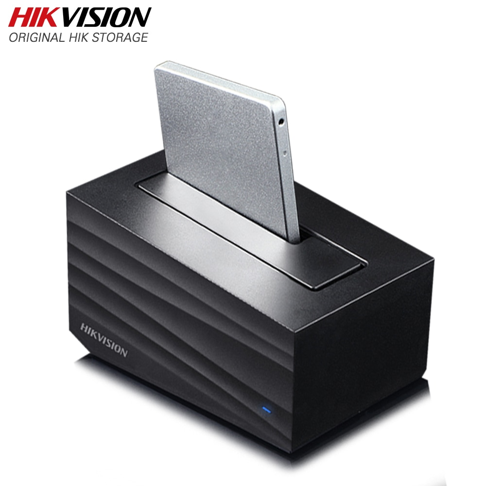 Hikvision HikStorage NAS Private Cloud Sharing Network Attached Storage Server for Home support HDD/SSD 2.5/3.5 inch 12TB MAX