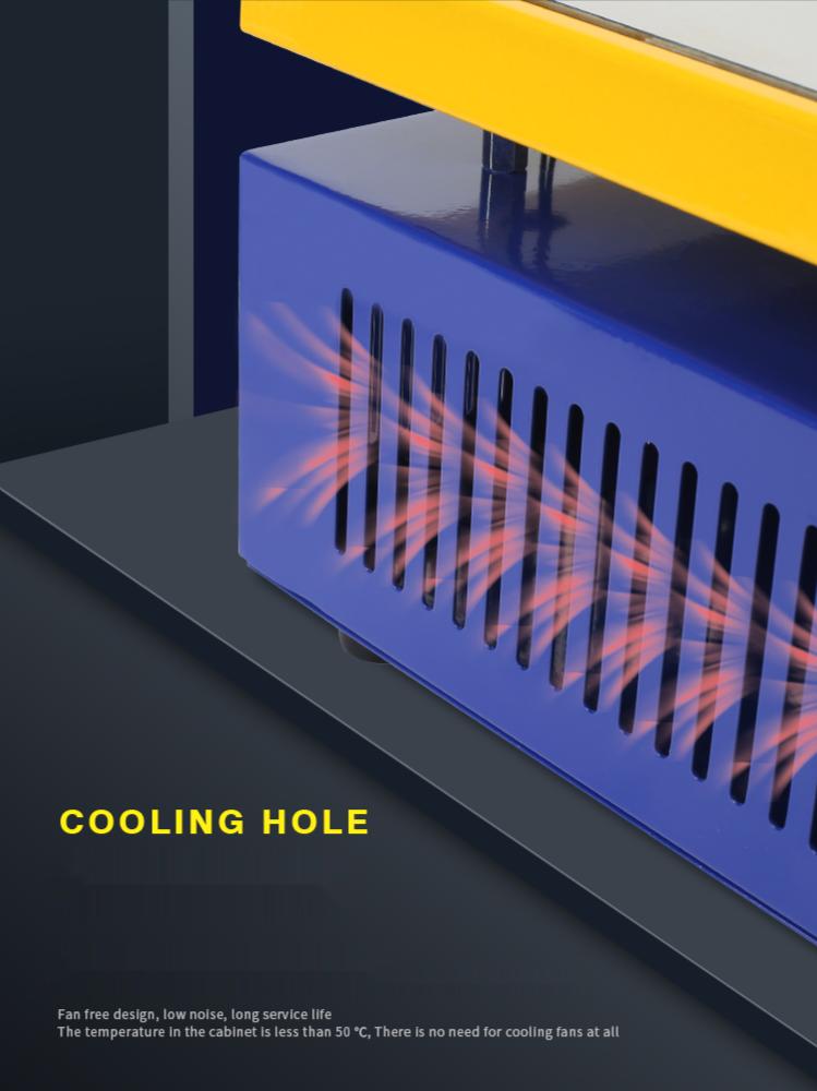 MECHANIC Constant Temperature Heating Table Intelligent Temperature Digital Preheator for BGA Reballing PCB Middle Frame Removi enlarge