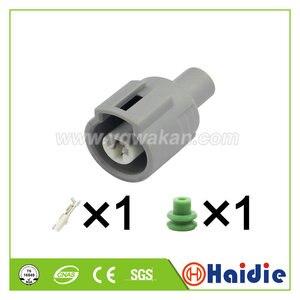 5sets 2pin Auto Toyota Honda oil plug sensor plug wiring plastic cable waterproof connector 90980-11271
