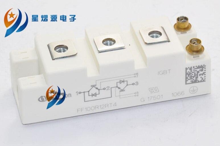 FF100R12RT4 nuevo módulo IGBT en STOCK