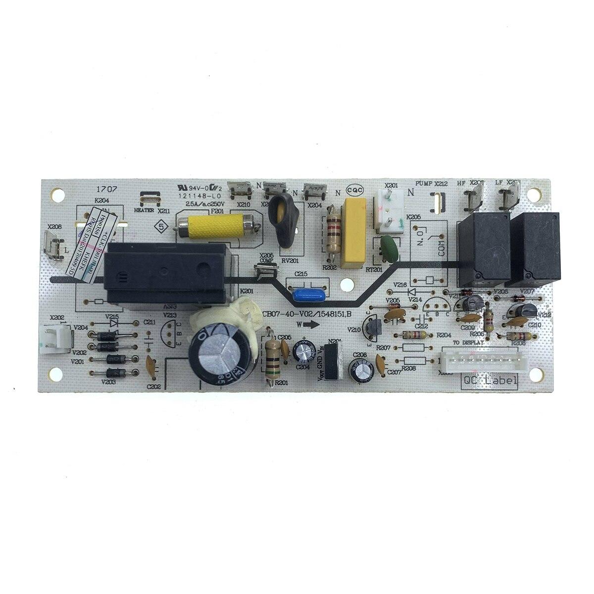 K1900350 PCB07-40-V02/1548151,B Hisense/Garrison осушитель питания основной платы для DH50K1W DH70K1G
