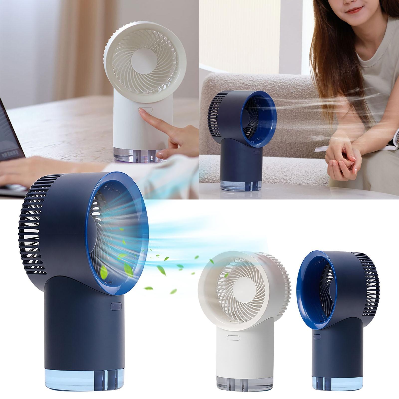 Ventilador de Refrigeração Ventilador de Água Escritório em Casa Novo Portátil Desktop Pequeno Ventilador Spray Usb Mini Frete Grátis 2021