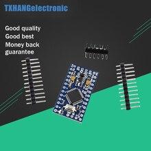 Pour Arduino nano ATMEGA328P Pro Mini 328 Mini ATMEGA328 5V/16MHz Atmega168 pour Arduino Compatible bricolage