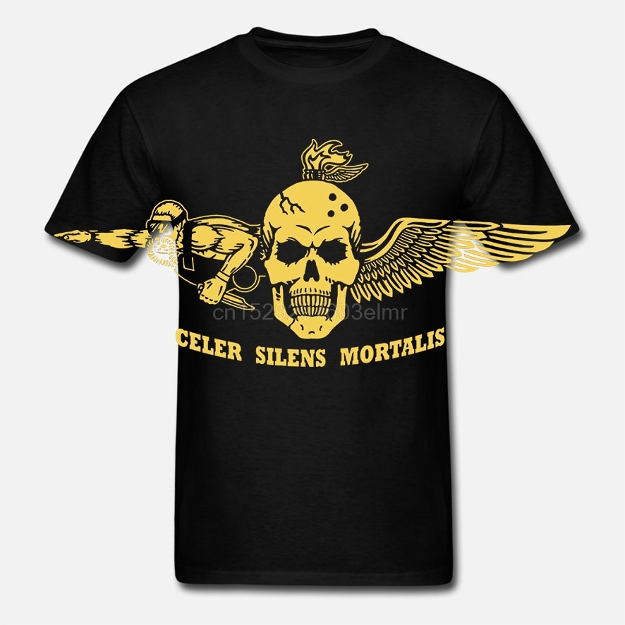 Gran oferta en Marine Corps 3rd reconocimiento BN campamento Schwab Okinawa reconocimiento Jack USMC nueva camiseta (2)