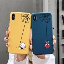 Marvel Logo SpiderWoman Spiderman Telefon Fall für Huawei P30 P20 P10 Pro Lite Plus Honor V20 Weiche Silikon Abdeckung Coque fundas