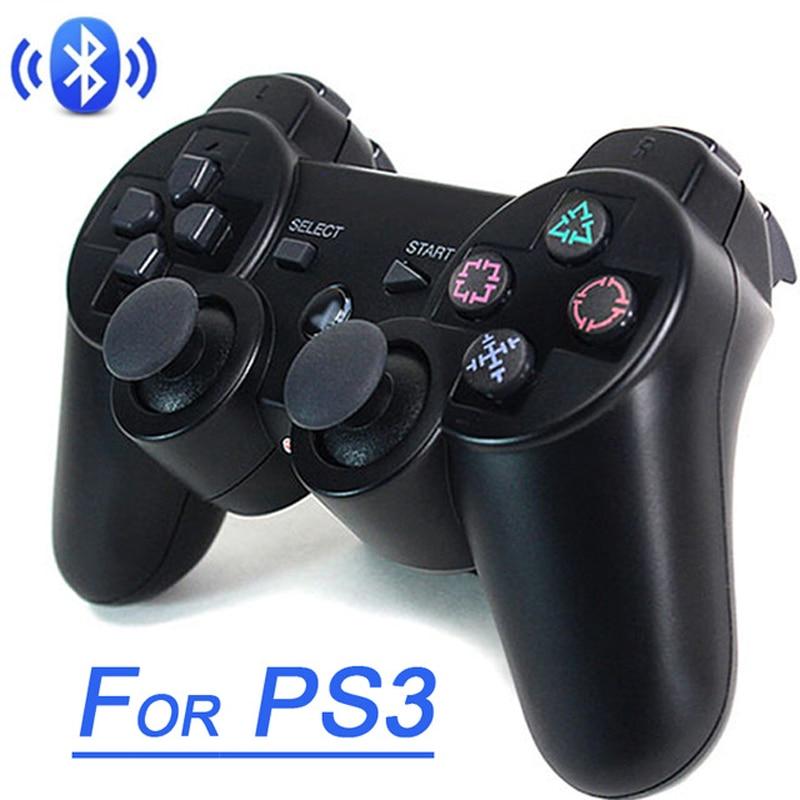 Поддерживает беспроводные Геймпады Bluetooth для Sony PS3, беспроводной контроллер для USB, ПК контроллер, контроллер, игровая консоль, джойстик