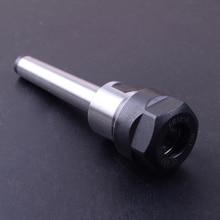LETAOSK 1PCS Stainless Steel MTB1 ER16 Taper Shank Collet Chuck Holder Milling CNC Lather Back Pull Toolholder