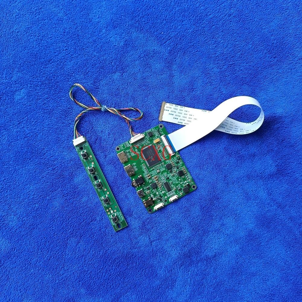 1920*1080 جهاز تحكم بالشاشة مجلس مصغّر HDMI-متوافق 5 فولت المصغّر USB عدة eDP 40 دبوس LCD يصلح NV156FHM-T01/T03/T05/T06/T07/T08/T0A