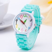 NEW Children Wrist Watches intelligent digital Fashion Kids Watches Pencil pointer Quartz Boys Girl'
