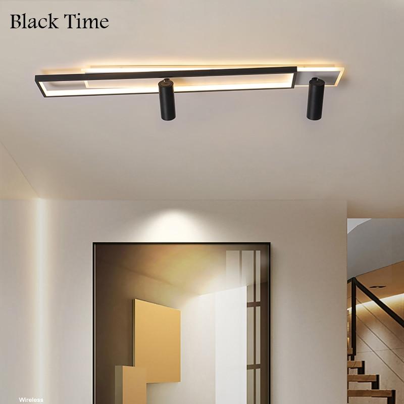 Современный светодиодный потолочный светильник для дома, 110 В, 220 В, потолочный светильник для гостиной, спальни, коридора, светильник для вн...
