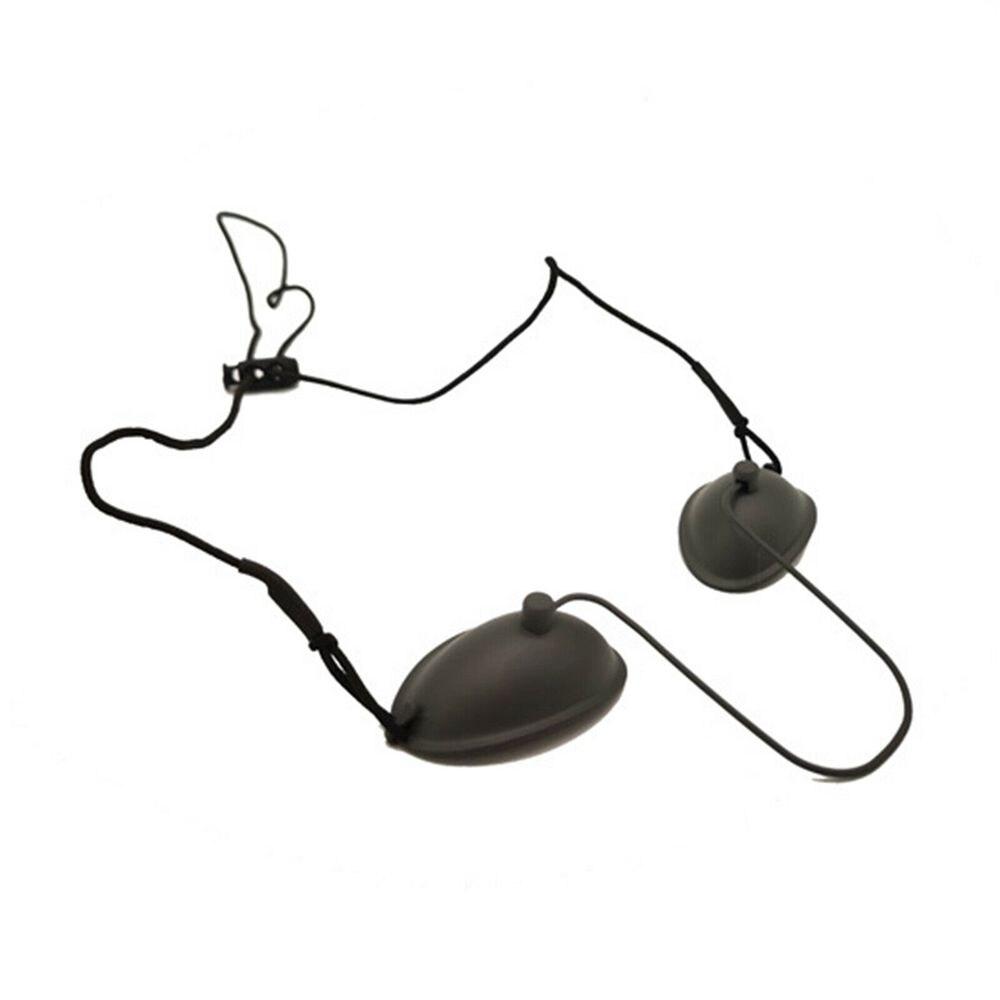 190nm-14000nm IPL Laser Photon Metal Eyeshield Protection Eyepatch Нержавеющая сталь Сталь Очки OD7% 2B CE Beauty Client Eye Protect
