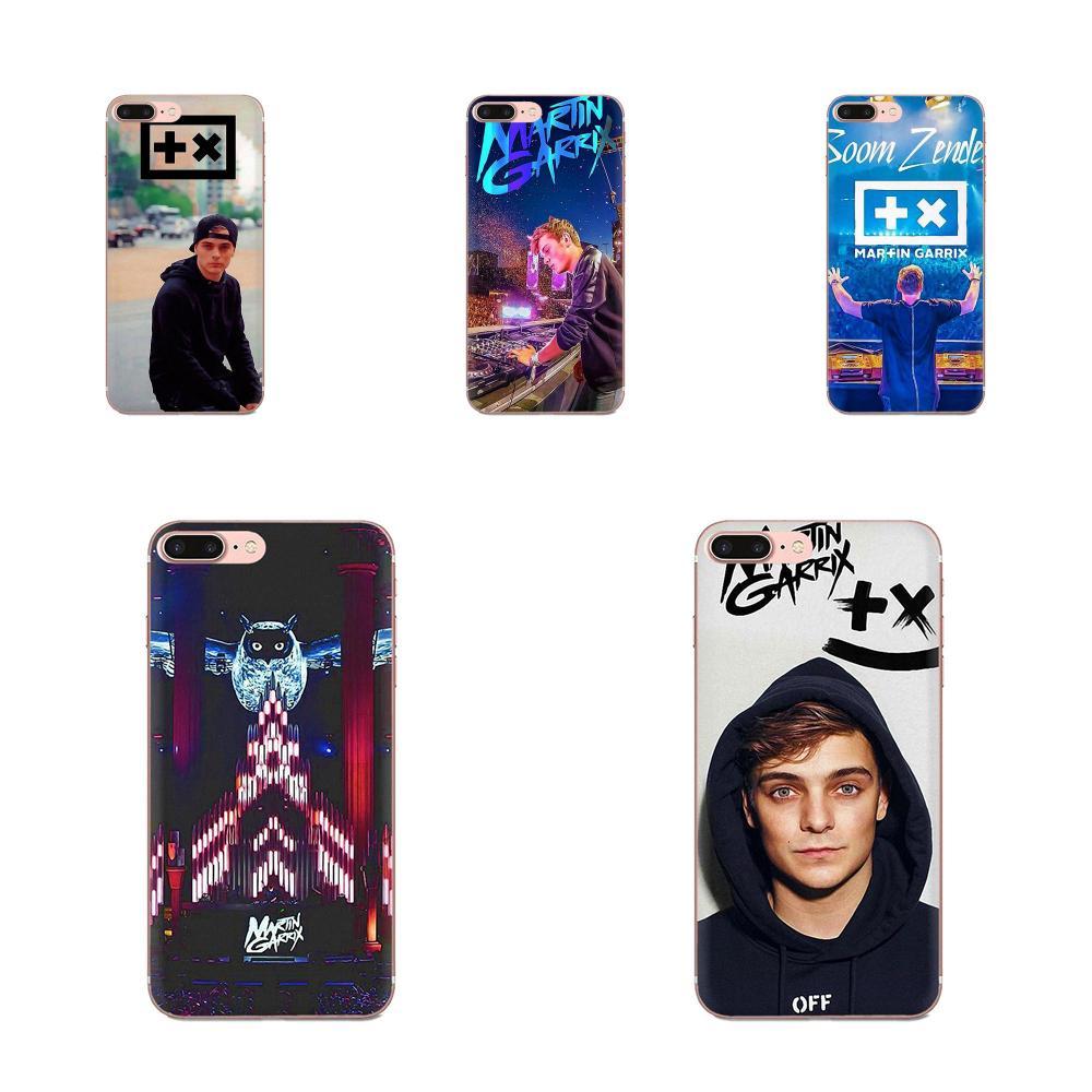 For Apple iPhone 4 4S 5 5C 5S SE SE2 6 6S 7 8 11 Plus Pro X XS Max XR Soft Fashion Case Cover Martin Garrix