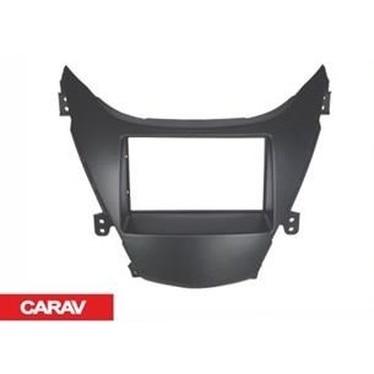 Marco de montaje doble DIN panel de carrocería CARAV 11-183 (2-DIN HYUNDAI Elantra (MD), avante (MD) 2011 +)