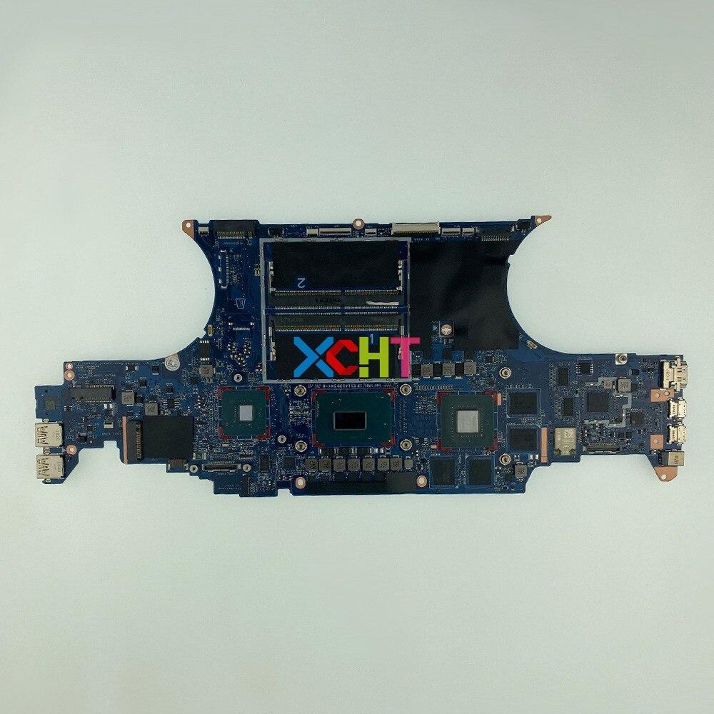L33160-601 L33160-001 DA0XW1MBAI0 ث i7-8750H وحدة المعالجة المركزية ل HP ZBook ستوديو x360 G5 الكمبيوتر المحمول اللوحة الأم