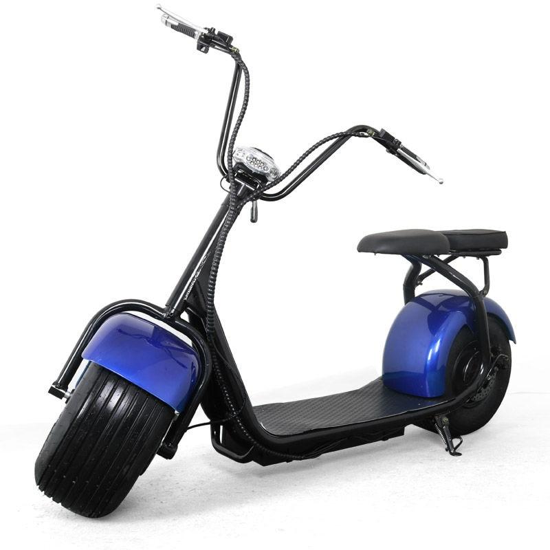 لوح تزلج كهربائي من Citycoco بسعر خاص مع بطارية قابلة للإزالة