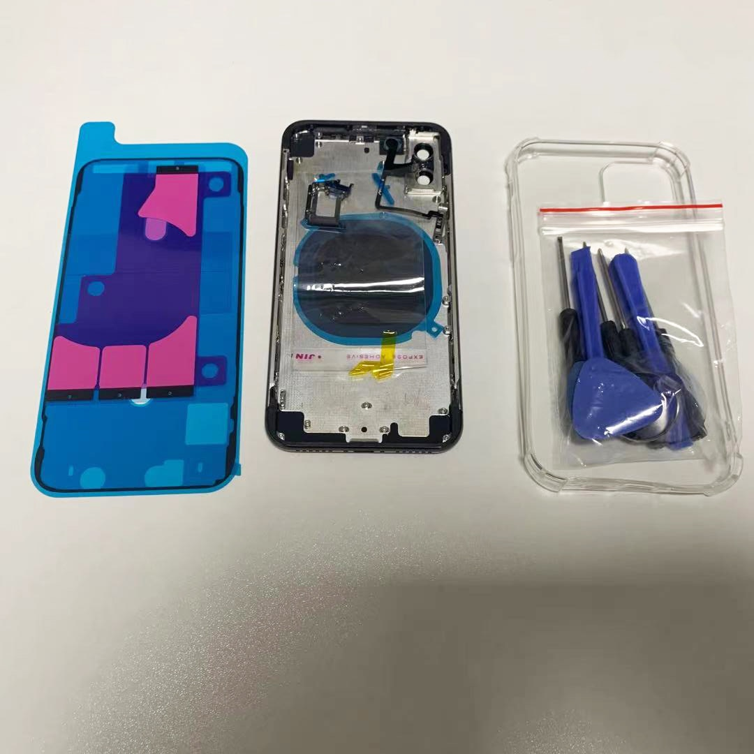 Free Shipping for iPhone Xs Max like 12 Pro Max Housing,DIY Chassis for Xs Max into 12 Pro Max Replacement Newest enlarge