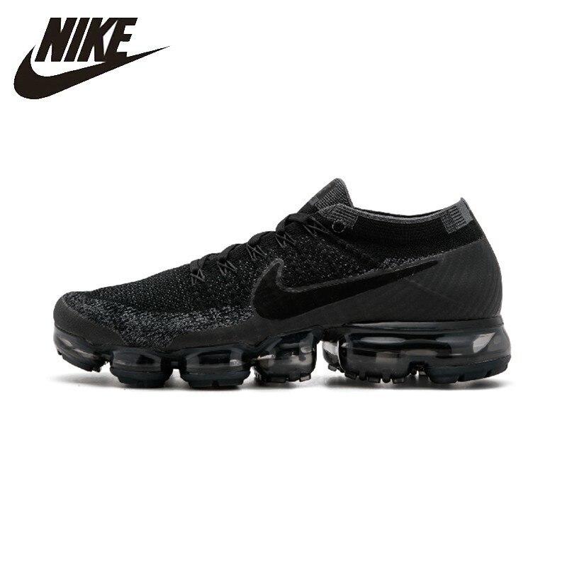 Zapatillas de correr NIKE AIR VAPORMAX FLYKNIT cómodas zapatillas deportivas transpirables 849558-007