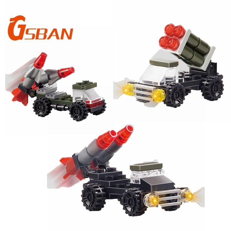Carros militares guerra acessórios brinquedos para crianças tijolos de creator militarys legal compatível blocos de construção