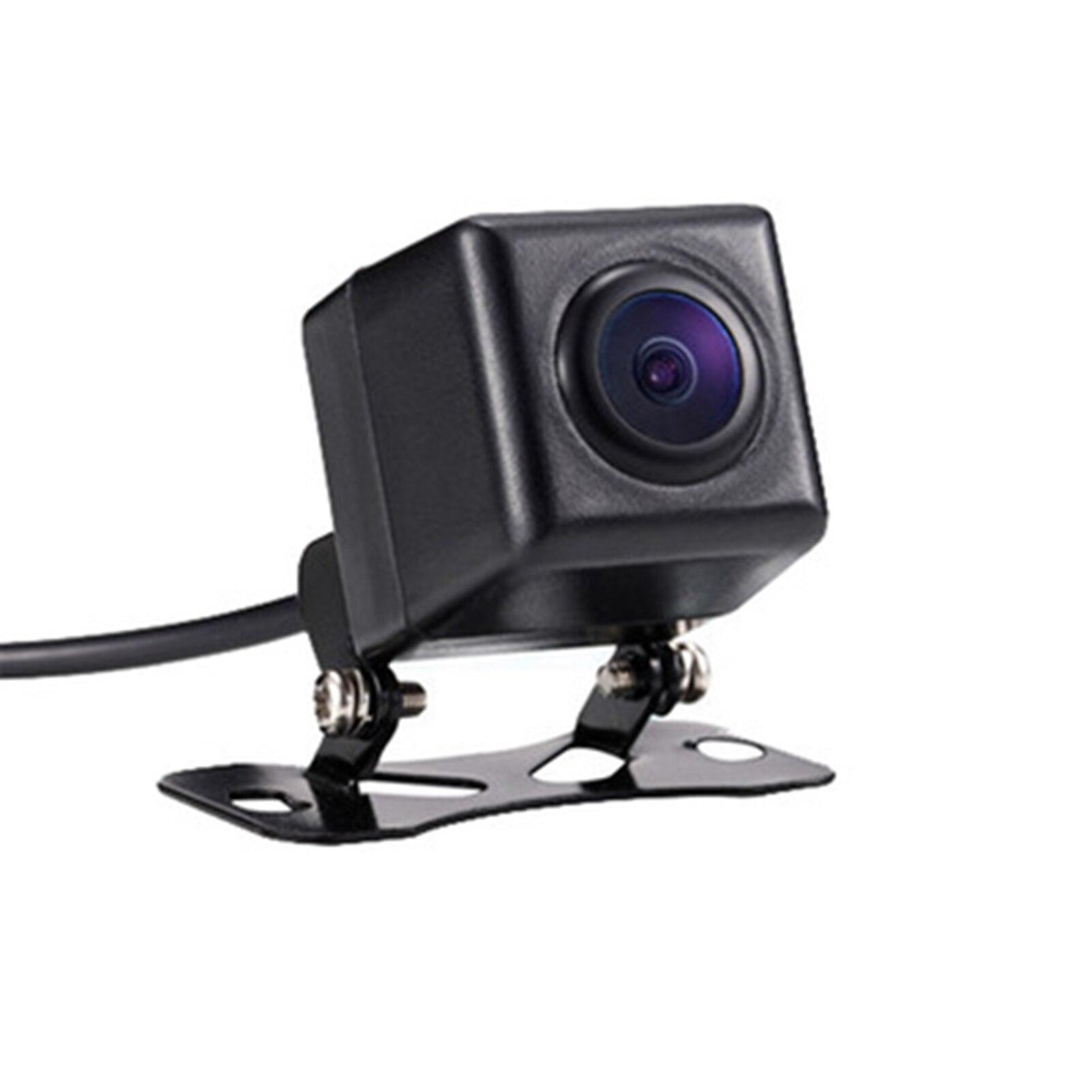 Автомобильная камера заднего вида с 4 светодиодами, Универсальная Внешняя Автомобильная камера заднего вида с широким углом обзора 170 граду...