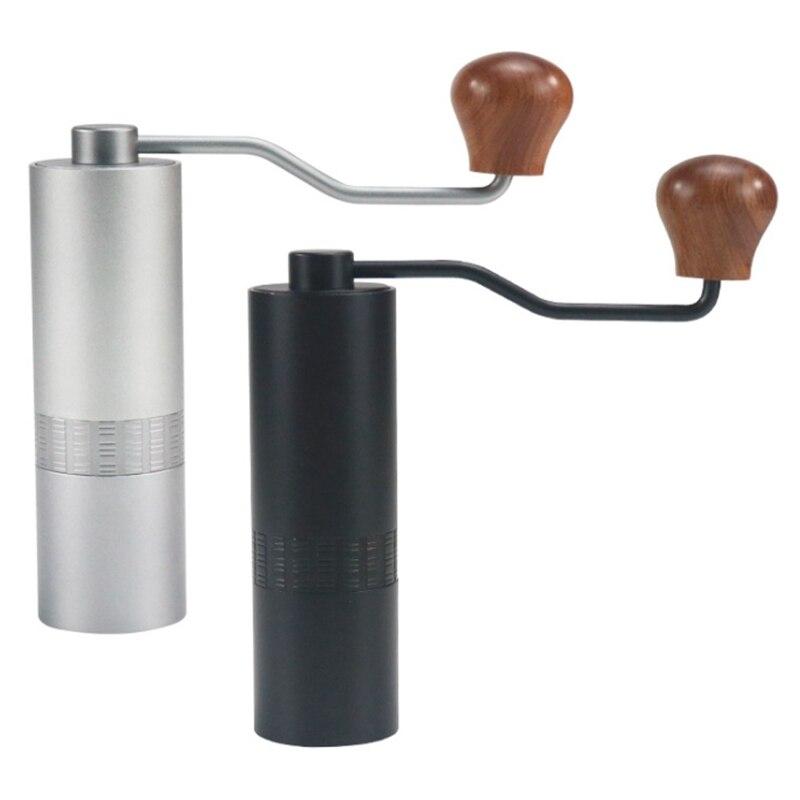 طاحونة القهوة اليد دليل مطحنة حبوب القهوة آلة صغيرة المحمولة طاحونة القهوة اليد للاستخدام المنزلي