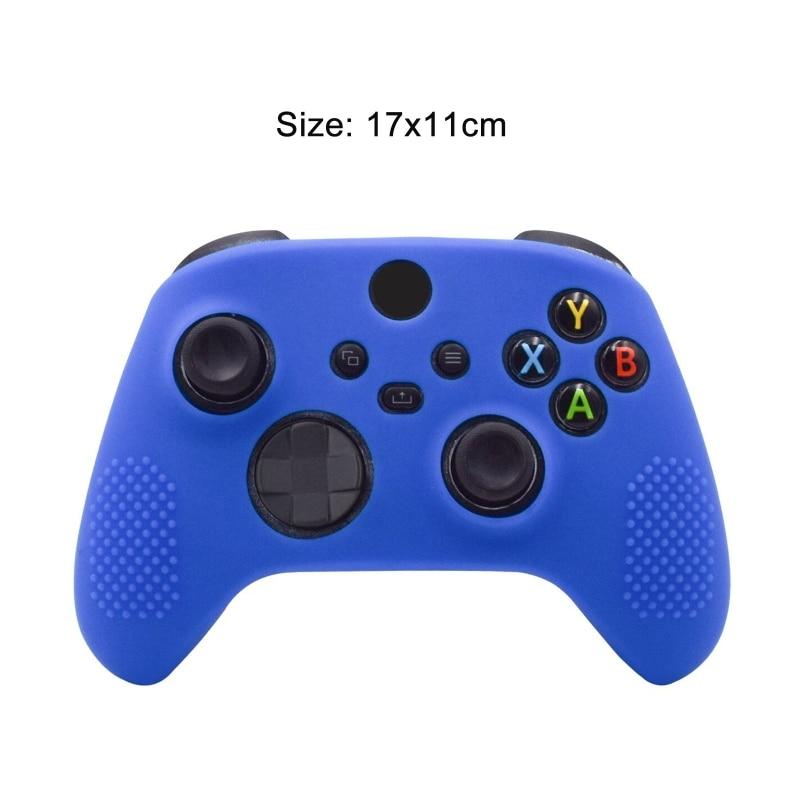 Funda protectora de silicona suave para Xbox, accesorios para mando de la...
