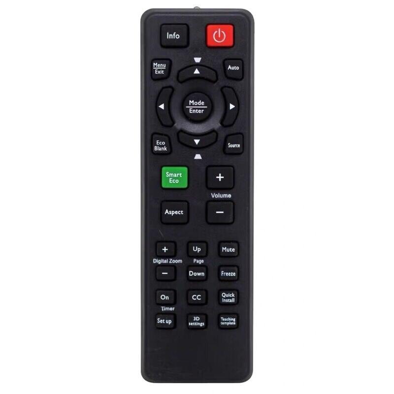 Control remoto adecuado para benq proyector MS517 MX720 MW519 MS517F rc02 TH682ST SP890 MS506 MX501 MH680 W1400 W1500 W1070 +