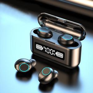 EastVita F9-46 Bluetooth Headset Stereo Wireless Waterproof Sport touch Headset Mini Earbuds