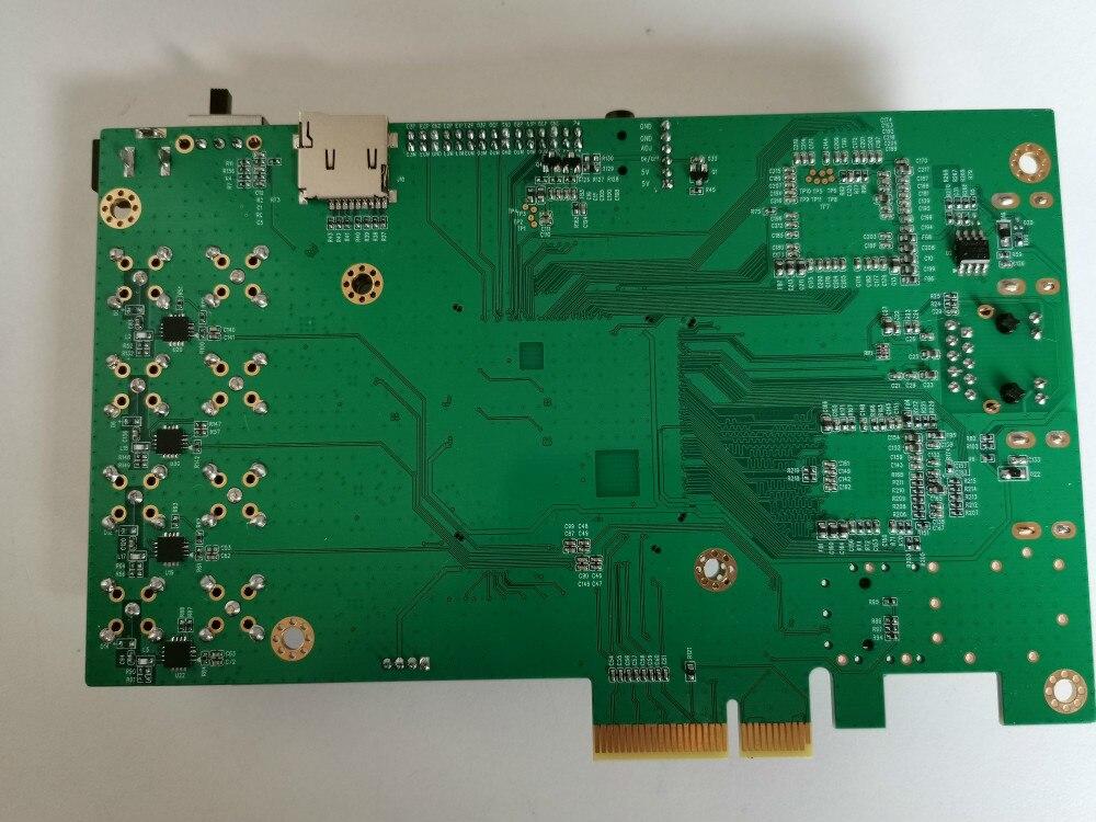For XILINX K7 FPGA Development Board 3G 6G SDi PCIe SFP Optical Fiber LVDS for HDMI Video Board enlarge