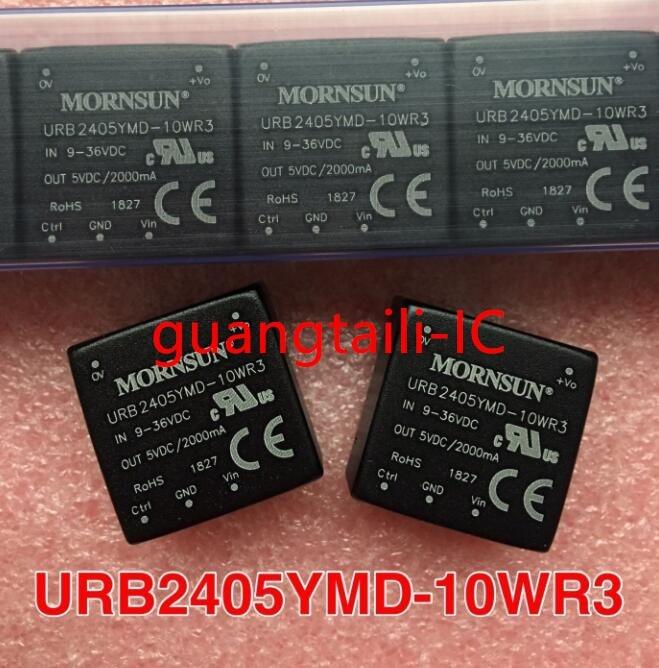 1PCS URB2405YMD-10WR3 URB2405YMD DC-DC module power supply input voltage 9-36VDC