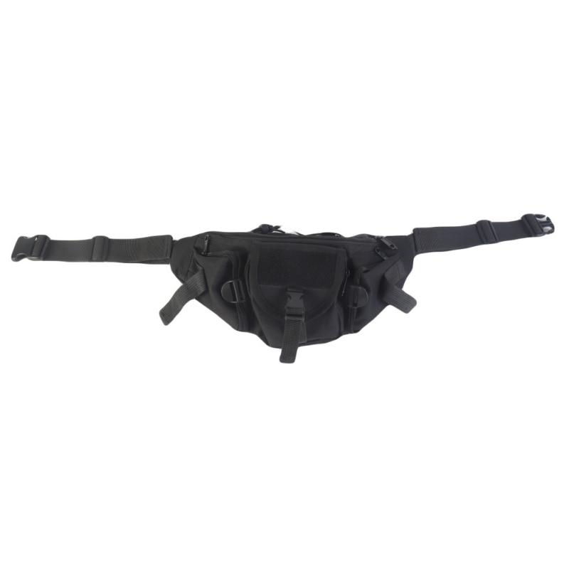 Bolsa de cintura táctica Paquete de Wasit militar bolsa de riñonera bolsas de pecho impermeable al aire libre paquete para uso diario senderismo Camping