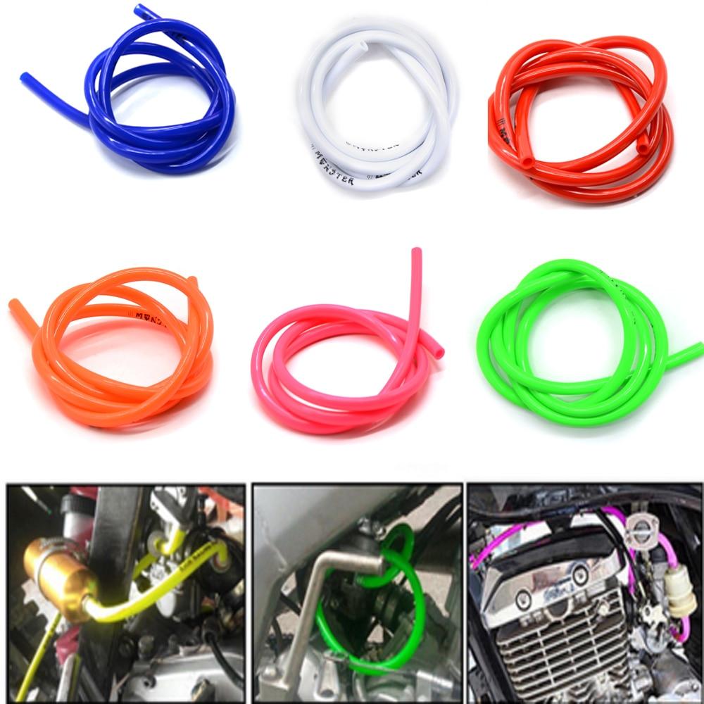 Accesorios de motocicleta, manguera de tubo de combustible y aceite, tubería de goma de gasolina para HONDA CRF 450R 250X 450X 230F SL230