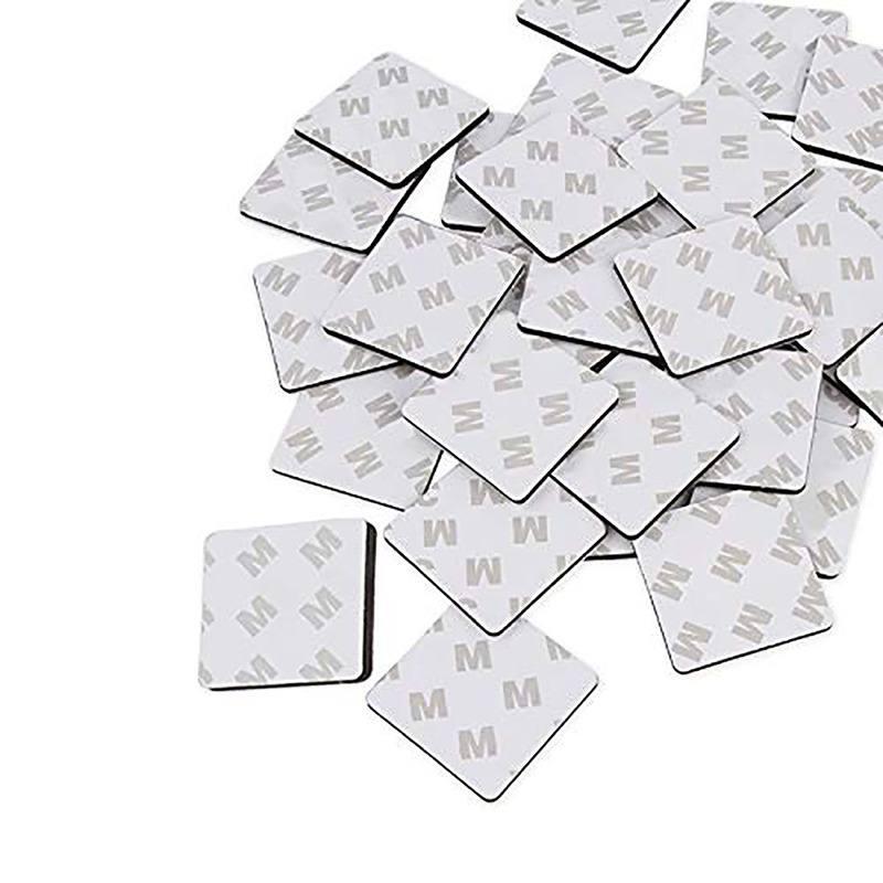 Torneira Adesiva dupla Face Redonda Base de Almofada Pegajosa Do Carro Universal Montar Titular Etiqueta para 360 Graus Suporte Magnético