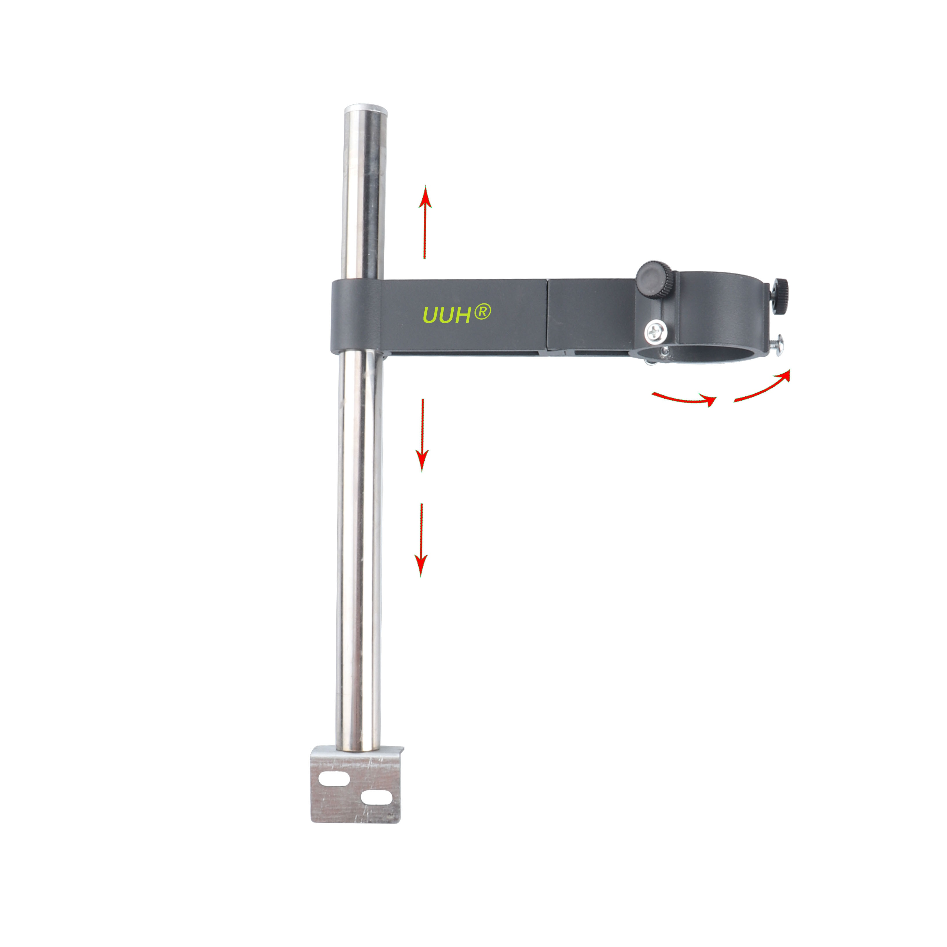 UUH Soldering station air gun bracket universal 360 degree universal bracket for 8586 858 909d 8786D
